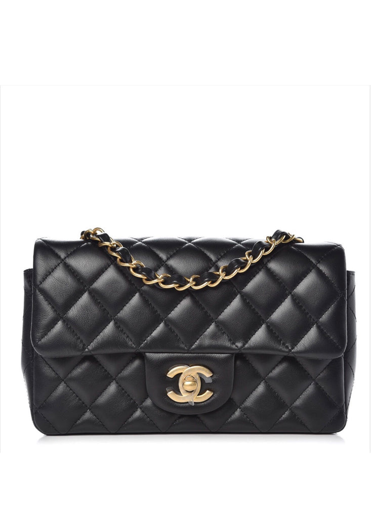 CHANEL MINI RECTANGULAR FLAP BAG - Boss Ladies