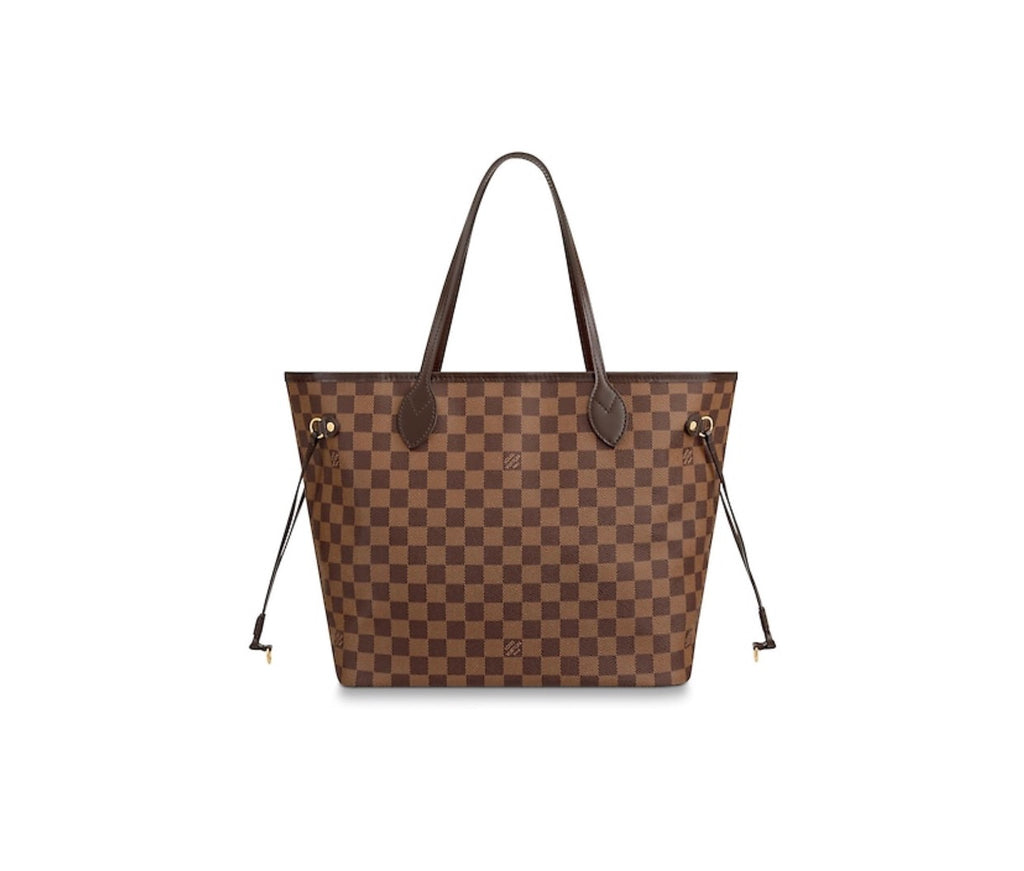 LOUIS VUITTON NEVERFULL MM (DAMIER) - Boss Ladies