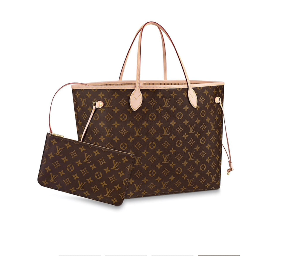 LOUIS VUITTON NEVERFULL GM (MONOGRAM) - Boss Ladies