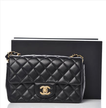 Load image into Gallery viewer, CHANEL MINI RECTANGULAR FLAP BAG