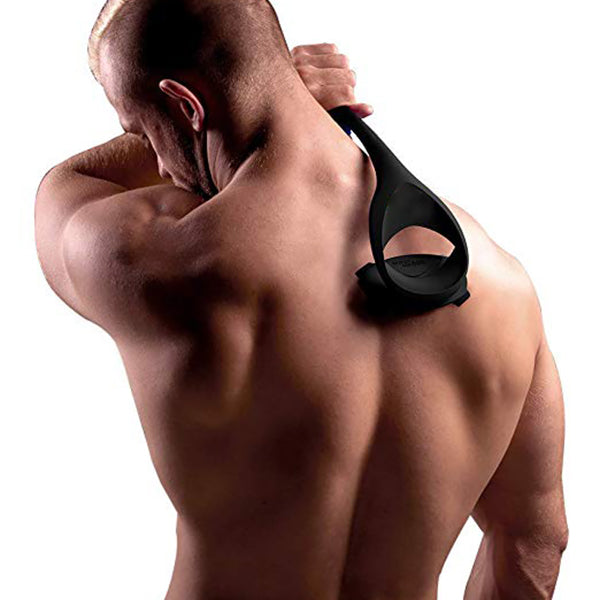 Back Hair Removal and Body Shaver Pain-Free Shave Wet or Dry