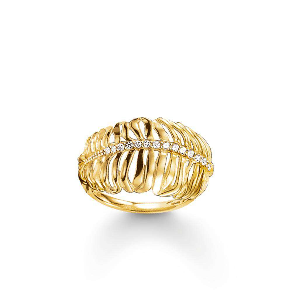 Ring Dames Thomas Sabo TR1976-414-14-56 (17,8 mm)