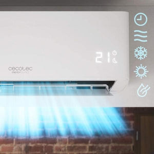 Airconditioner Split EnergySilence 12000 AirClima Cecotec A++/A+ 3000 fg/h