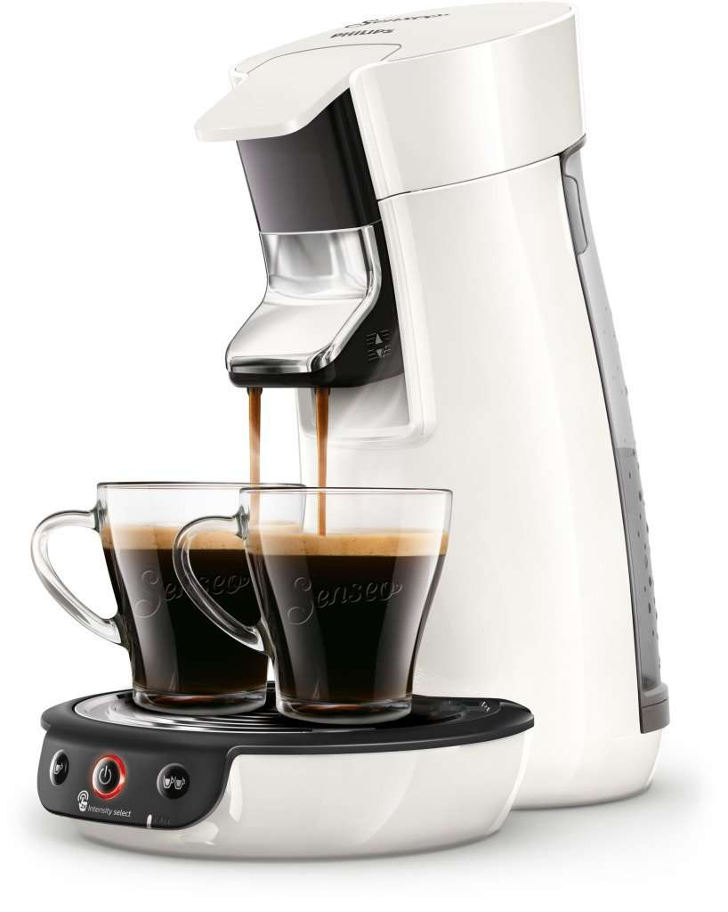 Philips HD6563/00 Viva Café Koffiepadapparaat 1450W Wit