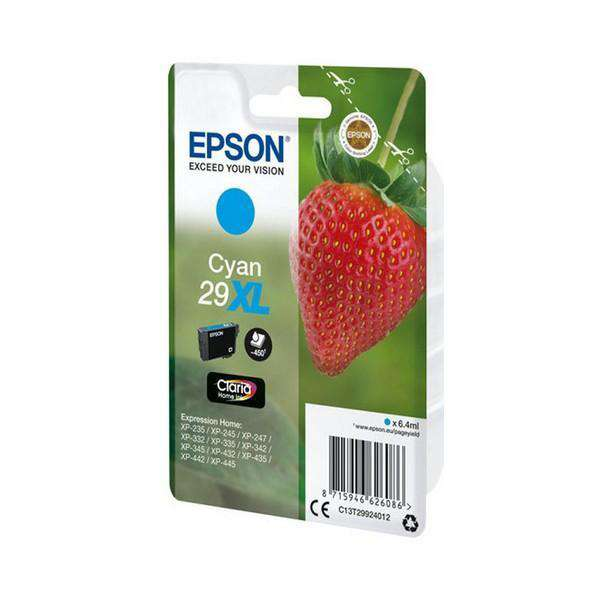 Originele inkt cartridge Epson T29XL