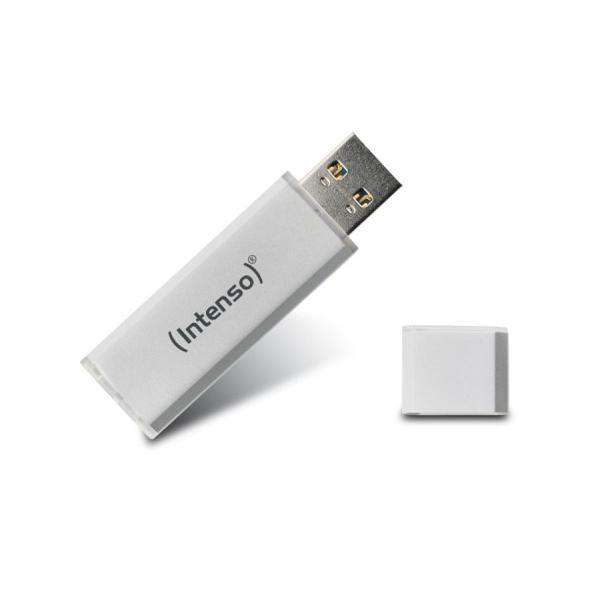 USB stick INTENSO 3531490 USB 3.0 64 GB Wit