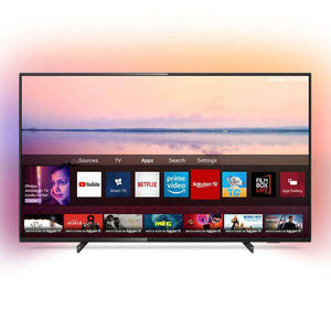 "Smart TV Philips 50PUS6704 50"" Ultra HD Ambilight"