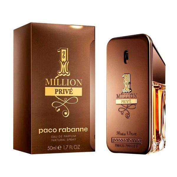 Herenparfum 1 Million Privé Edp Paco Rabanne EDP