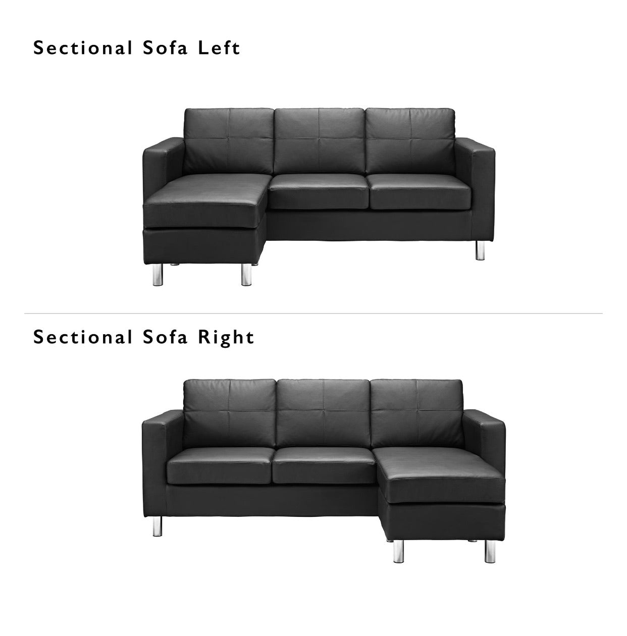 Sectional Sofa Couch Leather Retail Price $600
