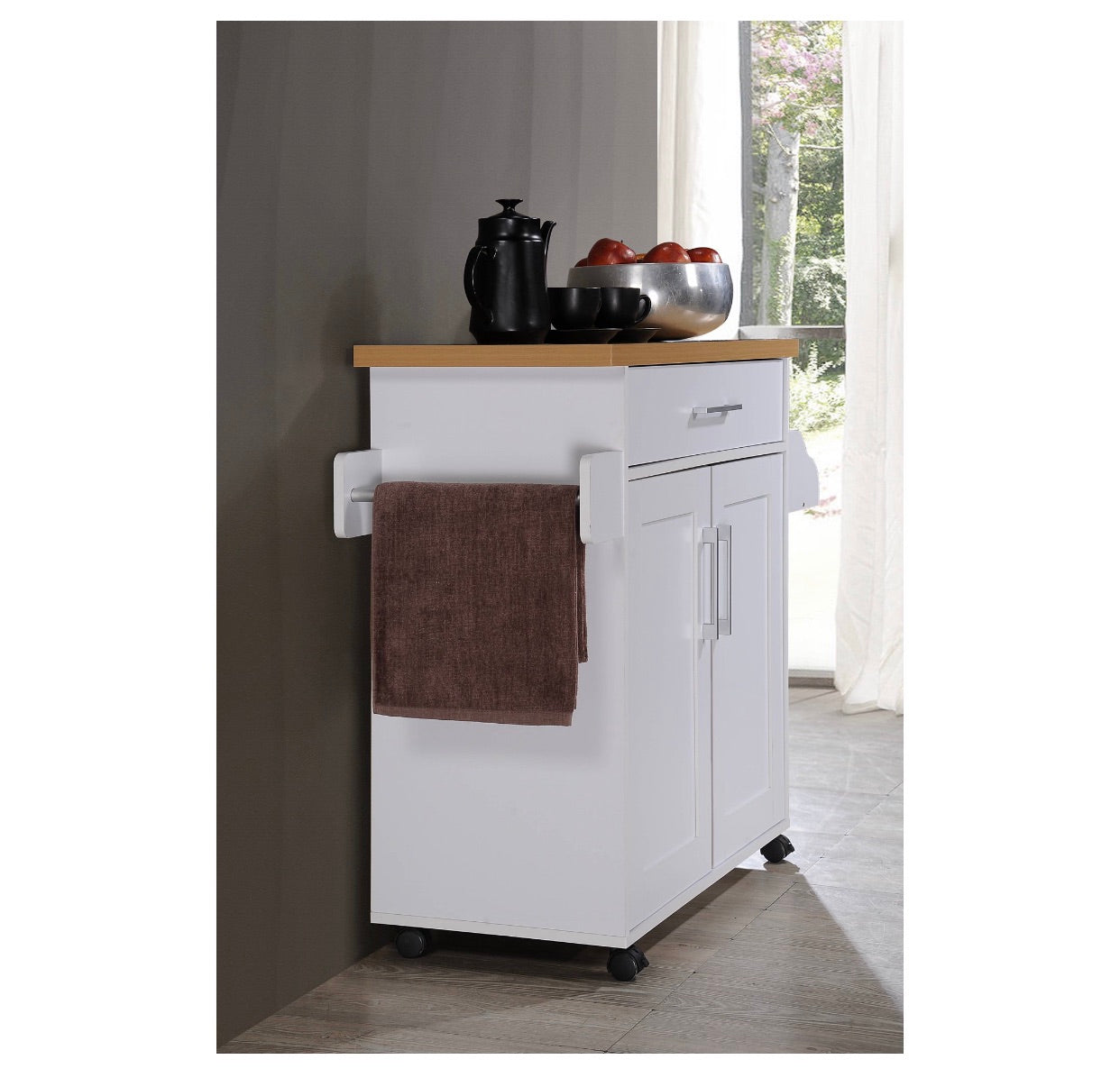 Cart kitchen cabinet Rolling