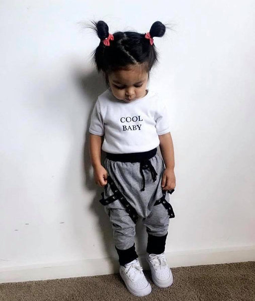 Cool Baby - White