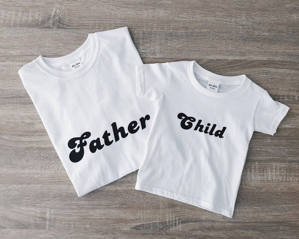 Child Tee Toddler - White