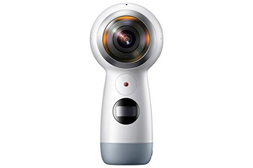 Samsung Gear 360 (2017 Edition) Real 360° 4K VR Camera (US Version with Warranty) - Augment Hub