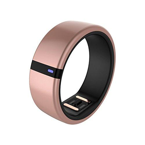 Motiv Ring Fitness, Sleep and Heart Rate Tracker for iPhone and iOS - Waterproof Activity and HR Monitor - Calorie and Step Counter - Pedometer - Augment Hub