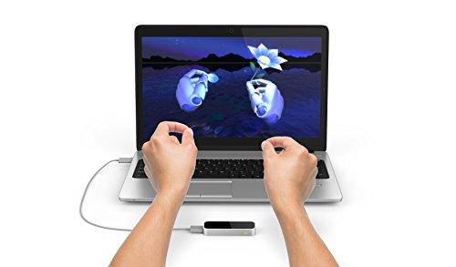 Leap Motion Controller for Mac or PC (Retail Packaging and Updated Software) - Augment Hub