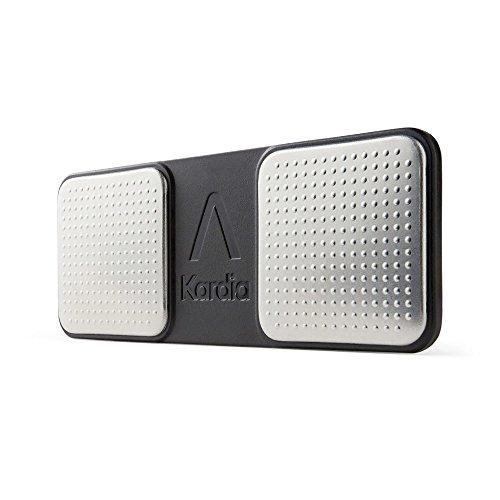 Alivecor® KardiaMobile EKG Monitor | Wireless EKG | Captures Heart Rate, Rhythm & Symptoms for Early Detection of AFib | For Smartphones & Tablets | FDA Cleared - Augment Hub