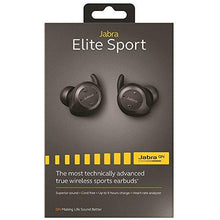 Jabra Elite Sport True Wireless Waterproof Fitness & Running Earbuds with Heart Rate and Activity Tracker - Advanced wireless connectivity and charging case - 4.5 Hour - Augment Hub