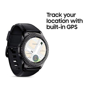 Samsung Gear S3 Frontier Smartwatch (Bluetooth), SM-R760NDAAXAR – US Version with Warranty - Augment Hub