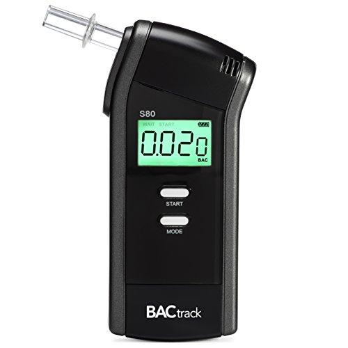 BACtrack S80 Professional Breathalyzer, Portable Breath Alcohol Tester - Augment Hub