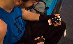 Punch Tracking Wearable Sensors - Augment Hub