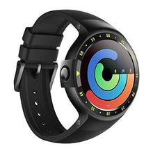Ticwatch S Smartwatch-Knight,1.4 inch OLED Display, Android Wear 2.0,Compatible with iOS and Android, Google Assistant - Augment Hub