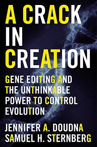 A Crack in Creation: Gene Editing and the Unthinkable Power to Control Evolution - Augment Hub