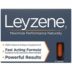 Leyzene₂ w/Royal Jelly. The NEW Most Effective Natural Amplifier for Rapid Male Performance Enhancement, Energy, and Endurance! Doctor Certified! - Augment Hub