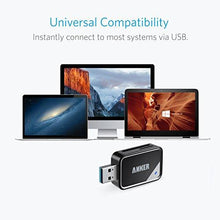 Anker 8-in-1 USB 3.0 Portable Card Reader for SDXC, SDHC, SD, MMC, RS-MMC, Micro SDXC, Micro SD, Micro SDHC Card and UHS-I Cards - Augment Hub