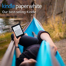 "Kindle Paperwhite E-reader - Black, 6"" High-Resolution Display (300 ppi) with Built-in Light, Wi-Fi - Includes Special Offers - Augment Hub"