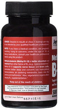 Jarrow Formulas Methylcobalamin (Methyl B12), Supports Brain Cells, 5000 mcg, 60 Lozenges - Augment Hub