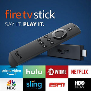 Fire TV Stick with Alexa Voice Remote | Streaming Media Player - Augment Hub