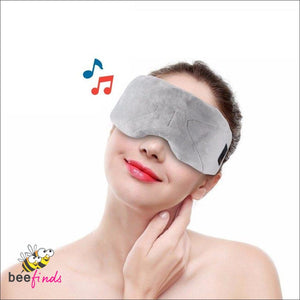 Relaxing Wireless Music Eye Mask - Travel & Lifestyle