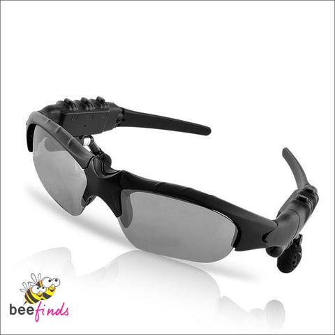 Stylish Sunglasses With Bluetooth Music Player - Fun & Entertainment
