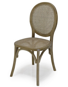 "36.25""H MILO ROUND BACK CHAIR"