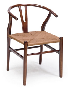 "31.5""H PIA WISHBONE CHAIR"