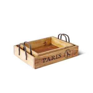 Madulkelle Paris Trays - Set of 2