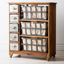 Load image into Gallery viewer, Malacca 5 Drawer Cabinet