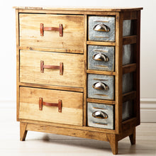 Load image into Gallery viewer, Malacca 3 x 4 Drawer Cabinet