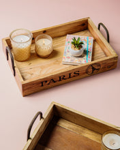 Load image into Gallery viewer, Madulkelle Paris Trays - Set of 2
