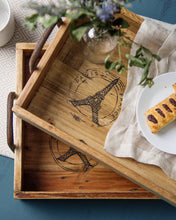 Load image into Gallery viewer, Madulkelle Eiffel Tower Trays - Set of 2