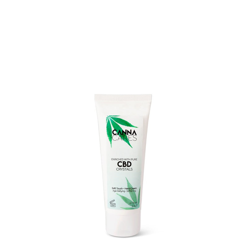 Canna Cares CBD hand cream  When Nature Calls