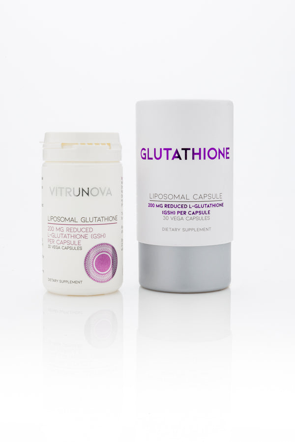 Vitrunova Liposomal Glutathion - When Nature Calls