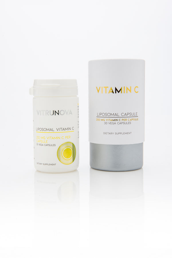 vitrunova Liposomal Vitamine C everyday capsules