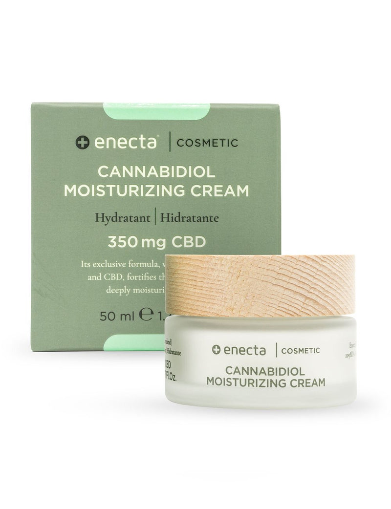 Enecta CBD Moisturizing Cream from When Nature Calls