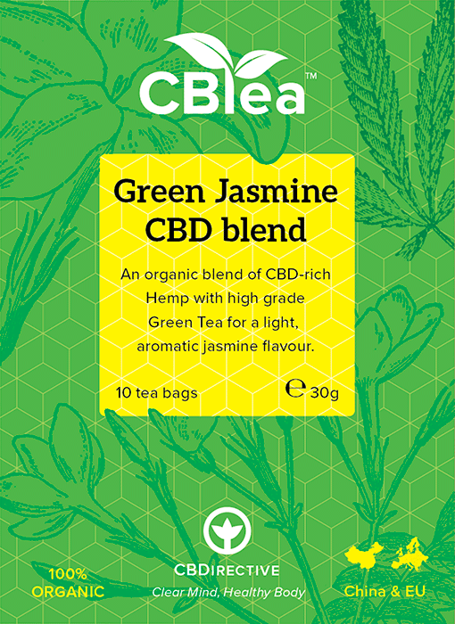 CBtea jasmine - When Nature Calls