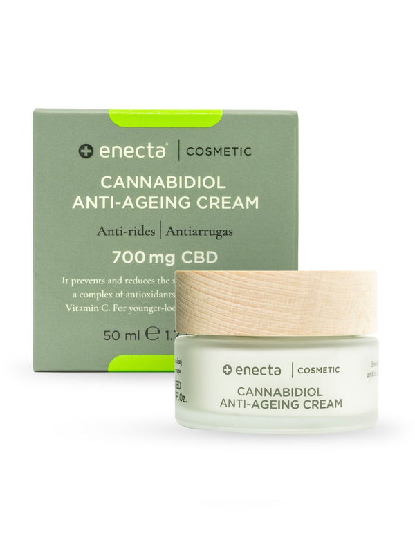 Enecta CBD Cream against aging  When Nature Calls