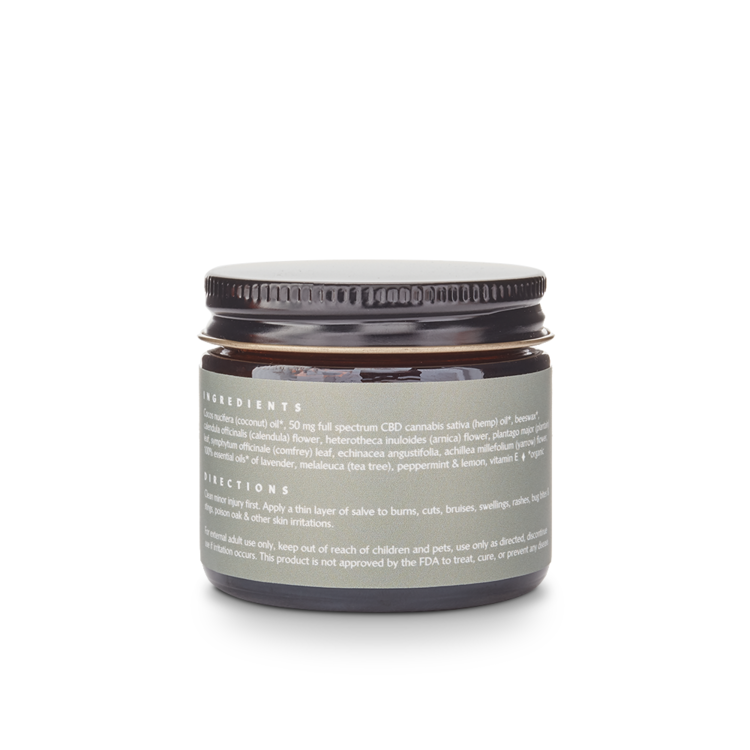 Mender CBD healing salve - When Nature Calls
