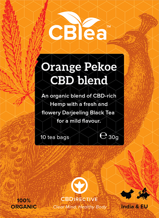 CBTea Orange Pekoe - When Nature Calls