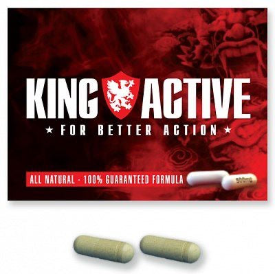 king Active erection pills Viagra alternative