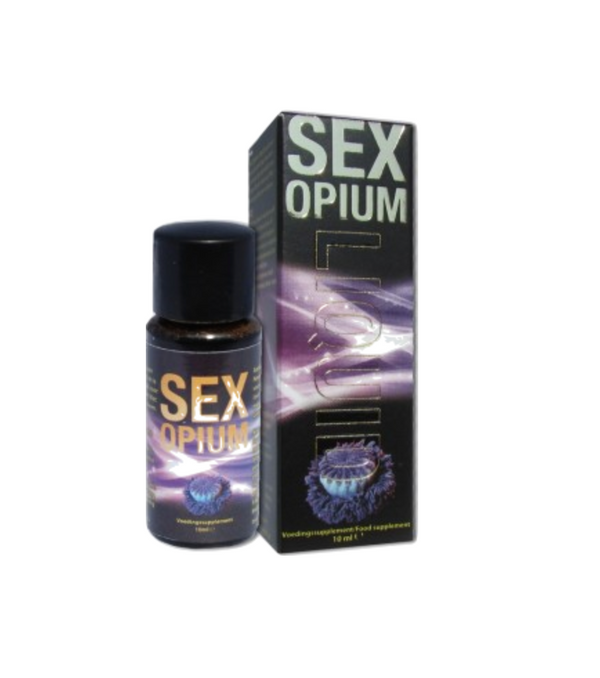 SEX opium liquid - When Nature Calls